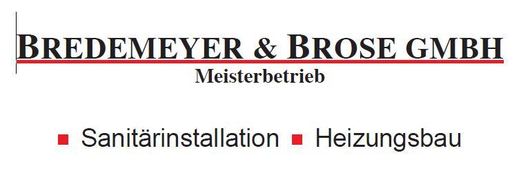 Bredemeyer & Brose Sanitärinstallation Heizungsbau Hasloh die Norderstedterin