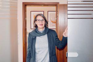 """Dorette Eggerstedt – """"Darum bin ich Bestatterin"""""""