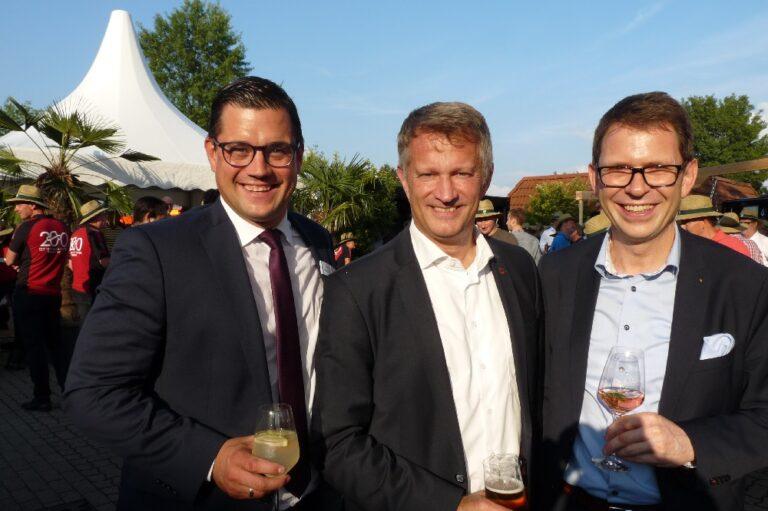 Hermann Meyer KG Rellingen 200 Jahre Firmenjubiläum Jubiläumsfeier die Norderstedterin