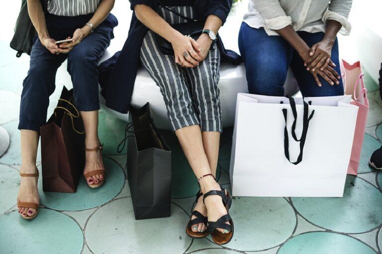 Homepartys Shoppen mit Freunden die Norderstedterin