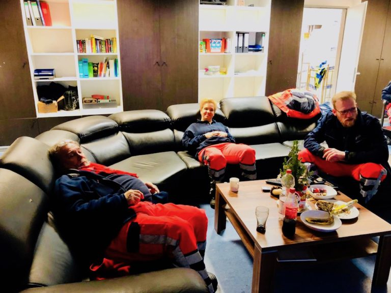 KBA Norderstedt RKiSH Rettungswagen Rettungsdienst Rettungsdienst-Kooperation in Schleswig-Holstein (RKiSH) gGmbH