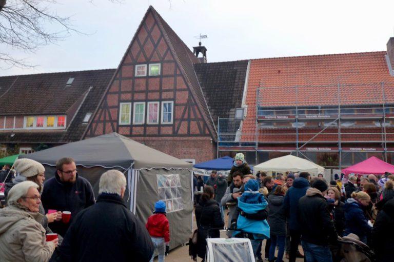 Lichterfest Hasloh 2018 Peter-Lunding-Schule