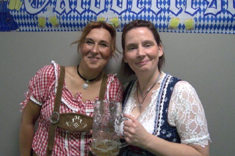 Oktoberfest Hasloh Freiwillige Feuerwehr Hasloh Musikzug die Norderstedterin