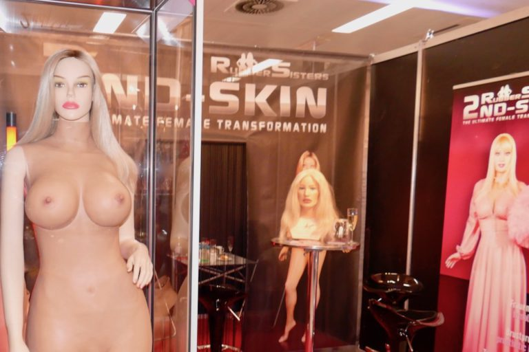 Messe Passion BDSM Fetish Fair Playrooms Hamburg 16. bis 18. November