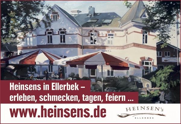 Restaurant Heinsens Ellerbek Osterbrunch Ostern