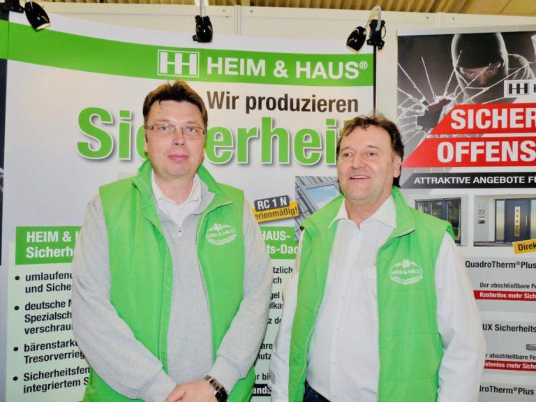 Firma Baqu Energiesysteme Hamburg Messe Rund ums Haus Elmshorn Volksbank Pinneberg-Elmshorn