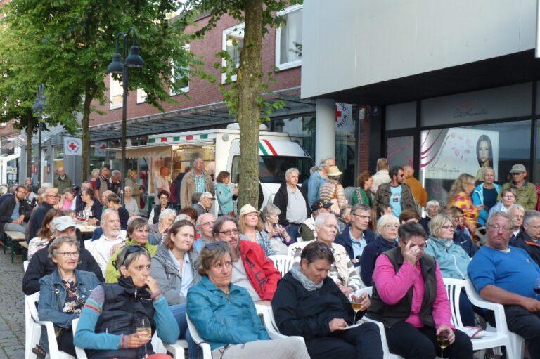 Summerjazz Pinneberg Musik Jazz Drostei die Norderstedterin