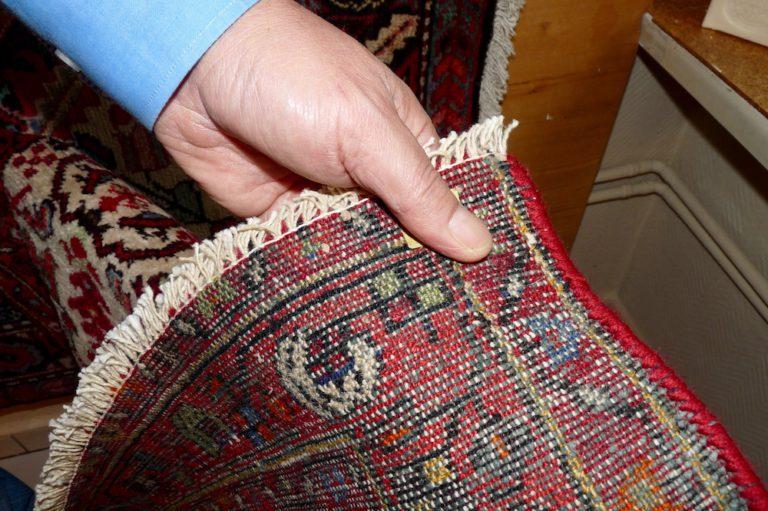 Teppich Galerie Pinneberg Orient-Teppiche Teppichwäsche Teppichreinigung Perserteppiche Andreas Glowaki