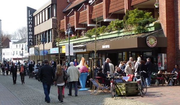 Veranstaltungskalender Pinneberg Verkaufsoffener Sonntag Stadtmarketing Pinneberg