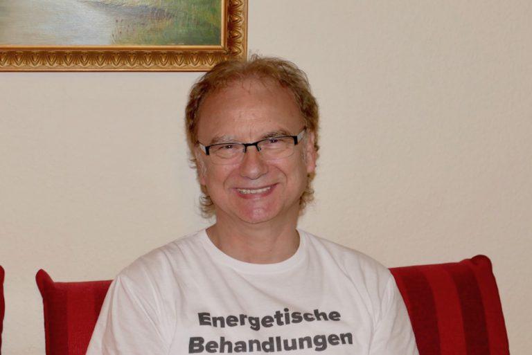 Wolfgang Rickmann, Krankheiten besprechen, Energetisches Heilen, Kummerfeld, Pinneberg