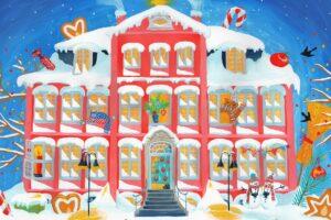 Adventszauber light Werbegemeinschaft Pinneberg Innenstadt Weihnachten Alena Klemp die Norderstedterin