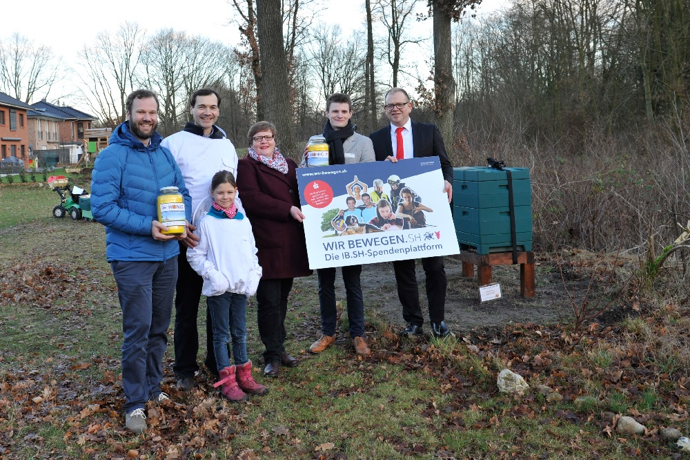 Awo Kita Dolli Einstein Pinneberg Parkstadt Eggerstedt Bienen Projekt die Norderstedterin