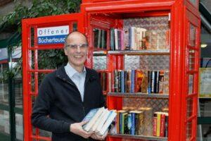 Stadtbücherei Norderstedt – kostenfrei Bücher leihen