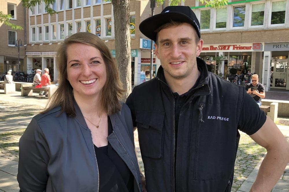 Biergarten Pinneberg Drostei Jens Stacklies Stadtmarketing Sommerbier die Norderstedterin
