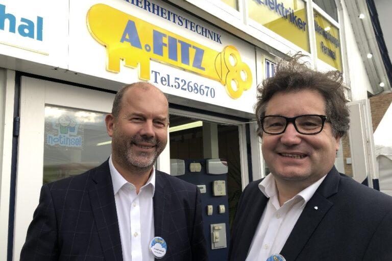 A. Fitz Sicherheitstechnik Objektschutz Norderstedt Beate Fitz Manfred Fitz die Norderstedterin