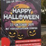 Happy Halloween beim Verkaufsoffenen Sonntag