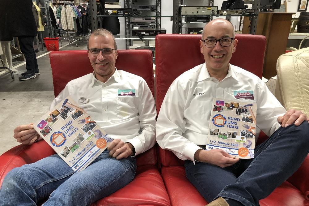 Hempels Messe Rund ums Haus Norderstedt VR Bank in Holstein die Norderstedterin