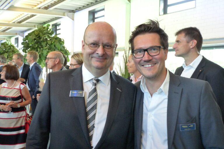 Jubiläumsfeier Stadtwerke Norderstedt Wilhelmtel die Norderstedterin Ministerpräsident Daniel Günther