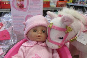 Kinderkleider- und Spielzeugmarkt in Hasloh am 14. September