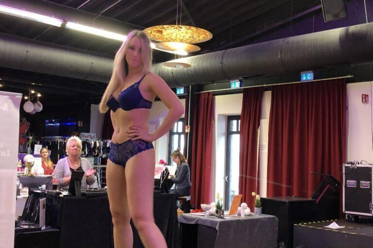 LauraB Dessous Nadine Boehmfeld Modenschau Natalies Beauty Convention die Norderstedterin