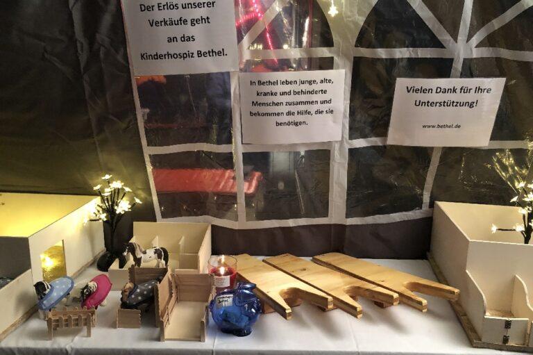 Lichterfest Hasloh 2019 Schulverein Peter-Lunding-Schule Weihnachtsmarkt die Norderstedterin