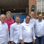 Lions-Club Pinneberg kocht für den guten Zweck