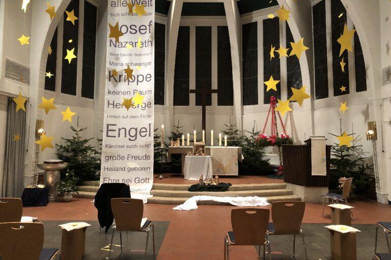 Lutherkirche Pinneberg Pastor Harald Schmidt Pastorin Laura Koch-Pauka die Norderstedterin