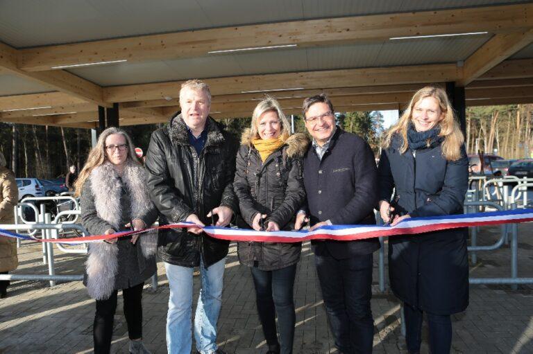 Meeschensee Park-and-Ride-Anlage Henstedt-Ulzburg Quickborn Norderstedt die Norderstedterin