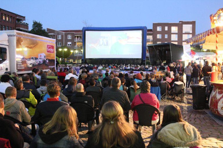 Open Air Kino 2019 Norderstedt Pinneberg die Norderstedterin