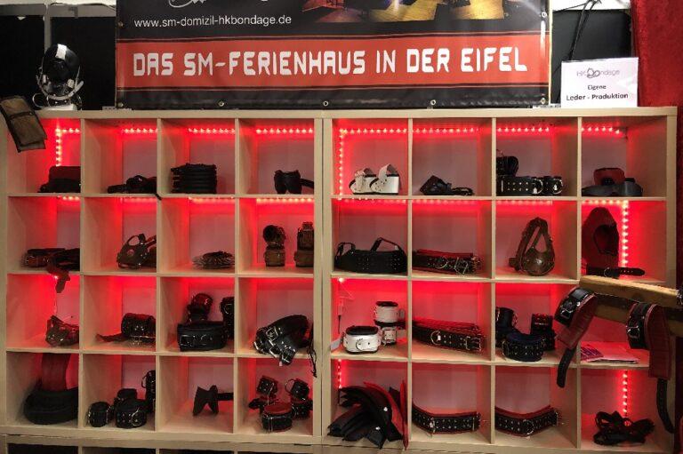 Passion Messe Hamburg Messezentrum Hamburg Schnelsen Erotik BDSM Fetisch die Norderstedterin
