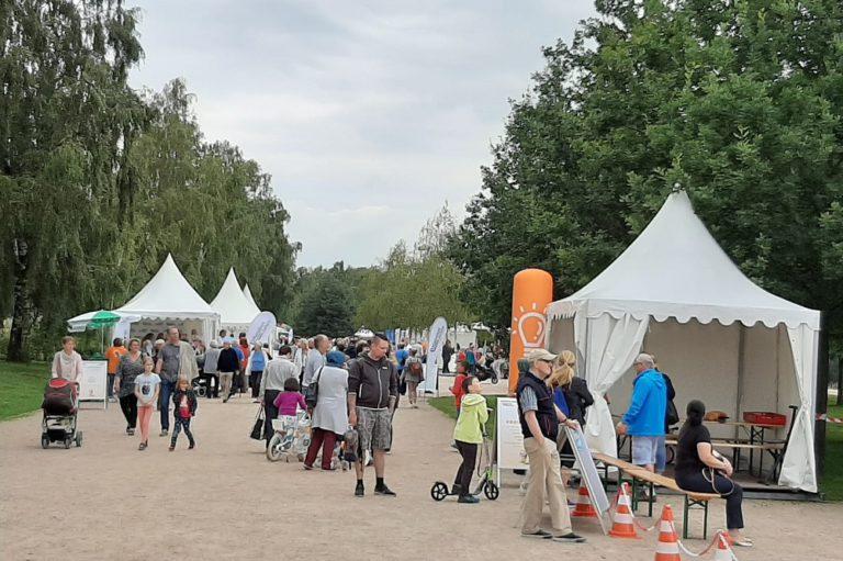 queeerbeet Stadtpark Norderstedt Stadtwerke Jubiläumsfeier die Norderstedterin