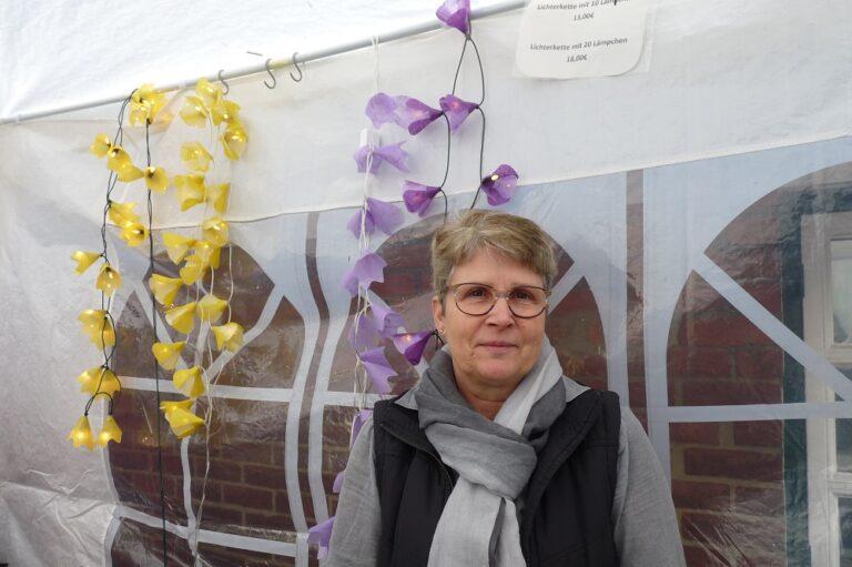 Rellinger Herbstmarkt Kunsthandwerk Christin Lüdemann die Norderstedterin