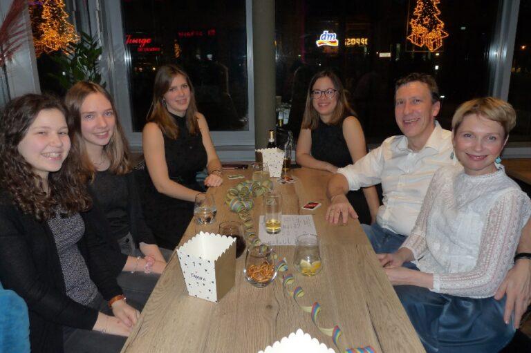 Silvester Dance Night Eventagentur Blankenese Niklas Letz Opposti Pinneberg die Norderstedterin