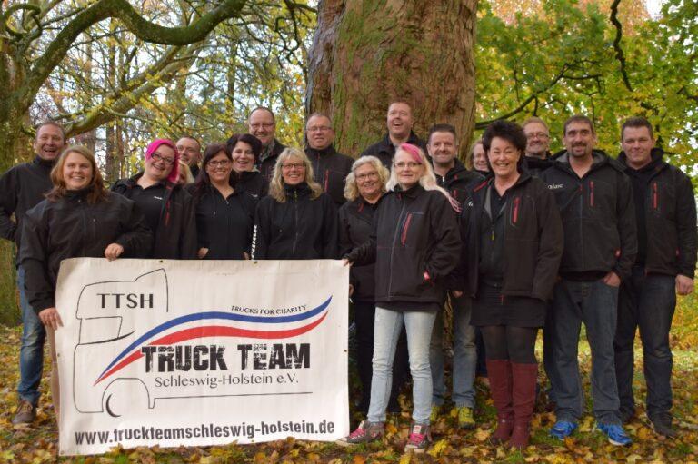 Fahrer helfen Kindern Truck Team Schleswig Holstein e. V. Kaltenkirchen die Norderstedterin